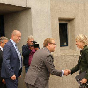 ZieZo! | Prinses Laurentien bij officieel moment Wisent op de Veluwe