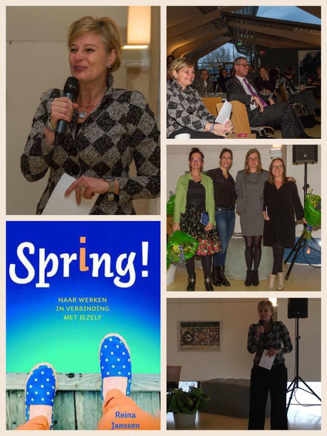 ZieZo! | Boeklancering Spring