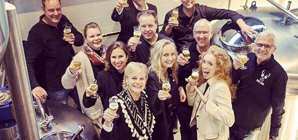 ZieZo! | Open Huis Opening Brouwerij